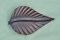 Кованые листья ручной работы