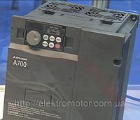 Частотный преобразователь Mitsubishi  FR-E520S-1.5K-EC