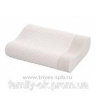 ТОП-111. Ортопедическая подушка с эффектом памяти