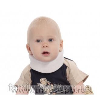 ТВ-001 Бандаж для фиксации шейного отдела для новорожденных