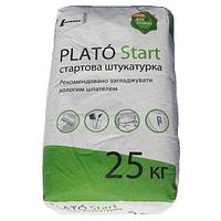 Шпаклевка стартовая Plato Лафарж 25 кг