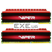 Оперативная память PATRIOT 8 GB (2x4GB) DDR4 3000 MHz Viper 4 (PV48G300C6K)
