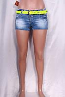 Короткие женские шорты