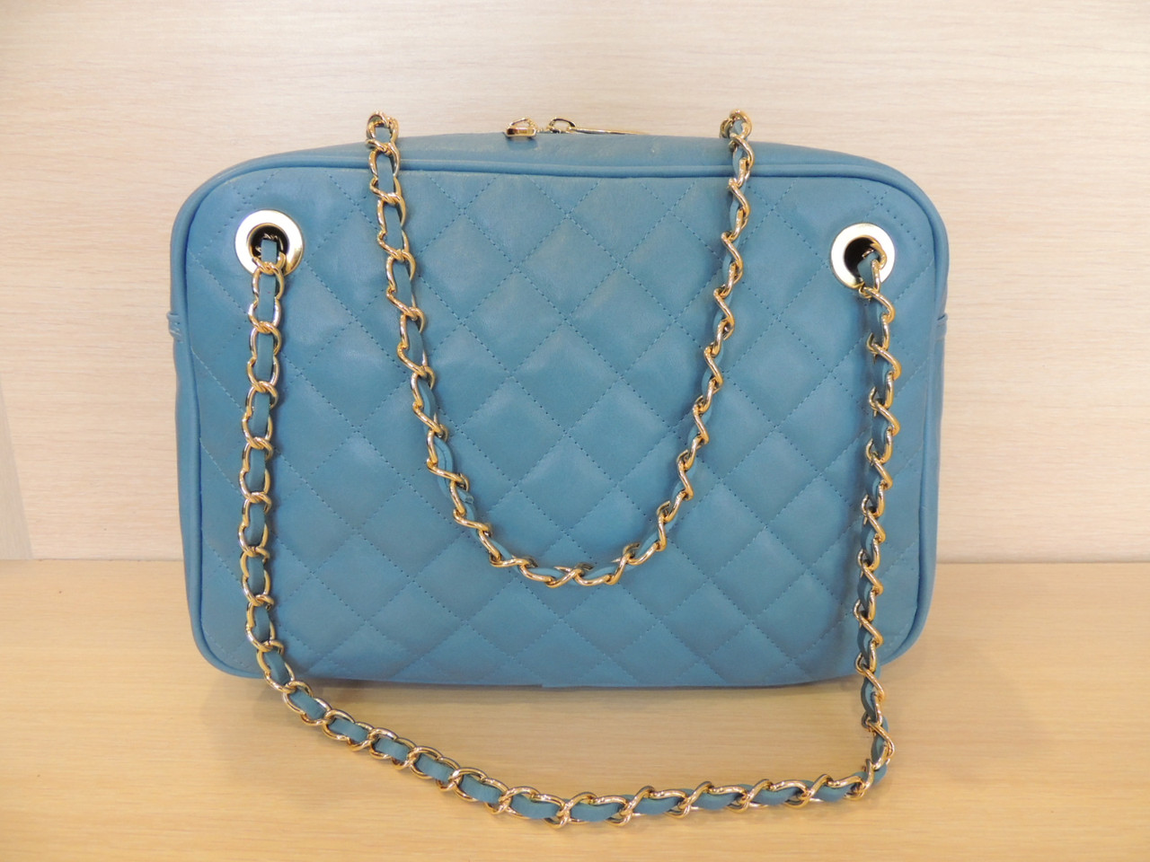 Красивая брендовая сумка женская кожаная Италия, фото 1