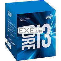 Процессор Intel Core i3-7100 3.9 GHz / 3M / 51W / socket 1151 BOX (BX80677I37100)