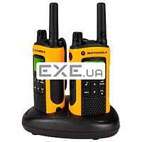 Портативная рация Motorola TLKR T80 Extreme Yellow (TLKR T80 Extreme Yellow)