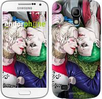 "Чехол на Samsung Galaxy S4 mini Duos GT i9192 Джокер и Харли Квинн v2 ""3806c-63"""