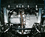Захист картера двигуна і кпп Alfa Romeo Giulietta 2010-, фото 4