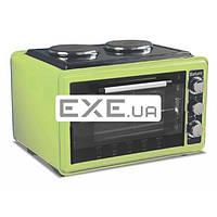 Электропечь SATURN ST-EC1072 Green (ST-EC1072 Green)