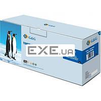 Картридж G&G для HP LJ M425dn/ M425dw/ M401 series Black (G&G-CF280A)