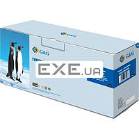 Картридж G&G для HP LJ P1505/ M1120/ 1522 series, Canon 713 Black (G&G-CB436A)