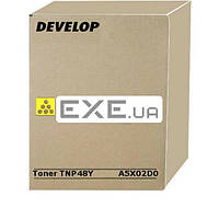 Тонер Develop TNP-48Y yellow, для ineo+3350 3850 FS (A5X02D0)