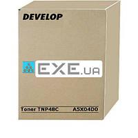 Тонер Develop TNP-48C cyan, для ineo+ 3350 3850 *FS (A5X04D0)
