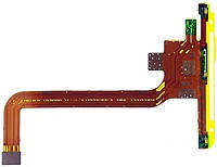 Шлейф (Flat cable) HTC S720e G23 One X подсветка кнопок