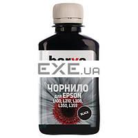 Чернила BARVA EPSON L100/ L210/ L300/ L350/ L355 (T6641) 180г BLACK (L100-399)