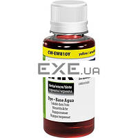 Чернила ColorWay Epson L800/ 810/ 850 Yellow (CW-EW810Y01)