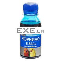 Чернила Epson Stylus Photo T50/ P50/ PX660 100г Light Cyan Water-solub WWM (E82/LC-2)