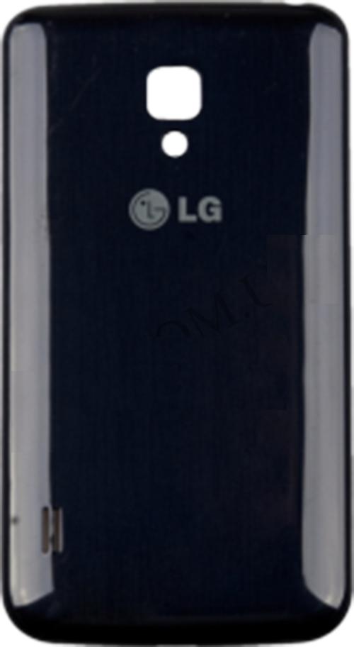Задняя крышка LG P715 Optimus L7 синяя
