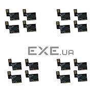 Чип для картриджа Static Control HP CLJ Pro M252/ 277 cyan 2.3k (HM252CP-HYC)