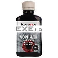 Чернила BARVA EPSON M100/ M105/ M200/ M205 (T77414) 180г BLACK SOFT Pigment (M100-407)