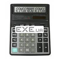 Калькулятор Citizen SDC-760 (SDC-740)