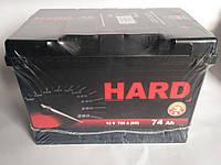 Акумулятор HARD (М3) 6СТ-140 Аз 850А П