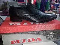 Туфли летние кожаные Мида Mida арт. 13947