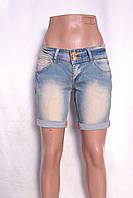 Женские шорты джинсовые, фото 1