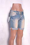 Женские шорты джинсовые, фото 2