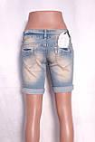 Женские шорты джинсовые, фото 3