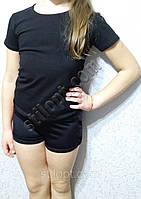 Шорты подростковые гимнастические эластик, фото 1