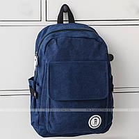 Городской рюкзак MOYYI Fashion BackPack 521 Blue