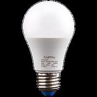 Лампа Ilumia 006 L-10-A60-E27-WW 1000Лм, 10Вт, 3000К (теплый белый)