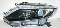 Nissan X-trail T32 оптика передняя с ДХО / DRL healights