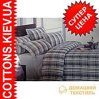 Двуспальное евро постельное белье с макосатина Сон ТМ Kunmeng