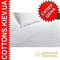 Комплект двуспального евро сатинового постельного белья Для тебя ТМ UG
