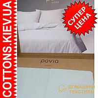 Комплект постельного белья с органического хлопка 200*220perlamint