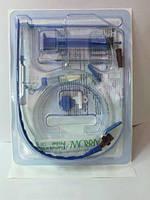 Педиатрический комплект для прокола (катетеризации) яремной вены