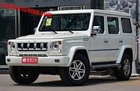 Представитель Mercedes-Benz поднял на смех «китайский Gelandewagen»