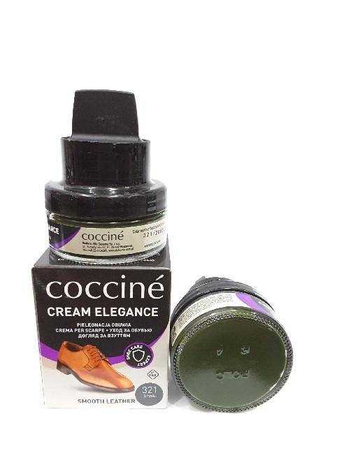 Coccine Крем для обуви хаки