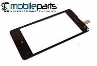 Оригинальный Сенсор (Тачскрин) для Nokia Microsoft Lumia 430 (Черный)