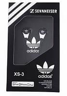 Наушники Adidas XS-3 черные