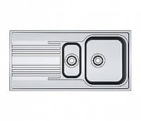 Franke Кухонная мойка Franke Smart SRL 651 Нержавеющая сталь (101.0368.326)