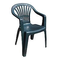 Кресло садовое Altea зеленое
