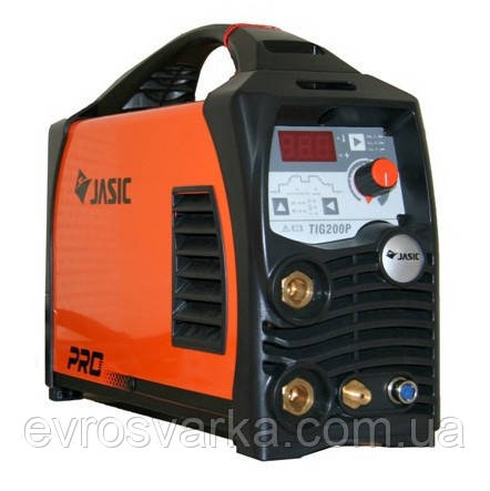 Сварочный аппарат JASIC TIG 200 P AC DC (E 201) digital compact