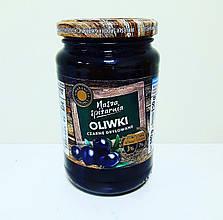 Оливки Nasza Spiźarnia черные без косточек 150 г
