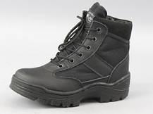 Ботинки высокие SECURITY HALBSTIEFEL Black, фото 2