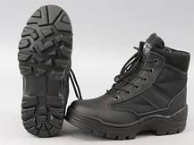 Ботинки высокие SECURITY HALBSTIEFEL Black, фото 3