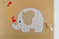 Подушка декоративная Слоник