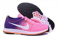 Кроссовки Nike Air Zoom Flyknit Streak Pink Blue , фото 1